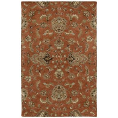 Mystic Europa Copper 10 ft. x 13 ft. Area Rug