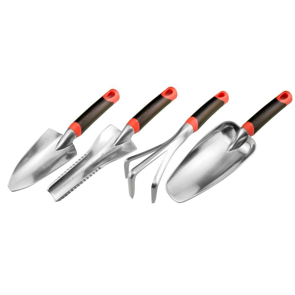 Dig 4-Piece Hand Tool Set