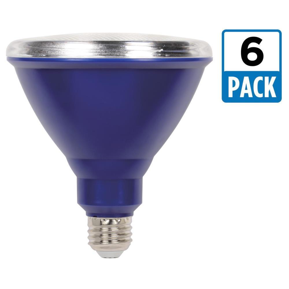 Westinghouse 100W Equivalent Blue PAR38 LED Weatherproof Flood Light Bulb... by Westinghouse