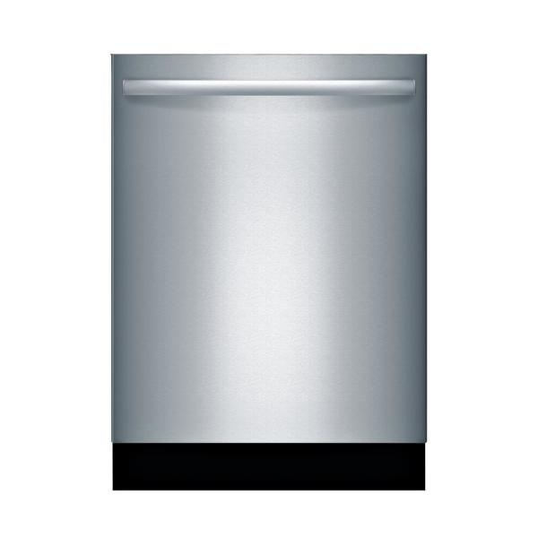 Ascenta Series Top Control Tall Tub Dishwasher in Stainless Steel with Hybrid Stainless Steel Tub, 50dBA