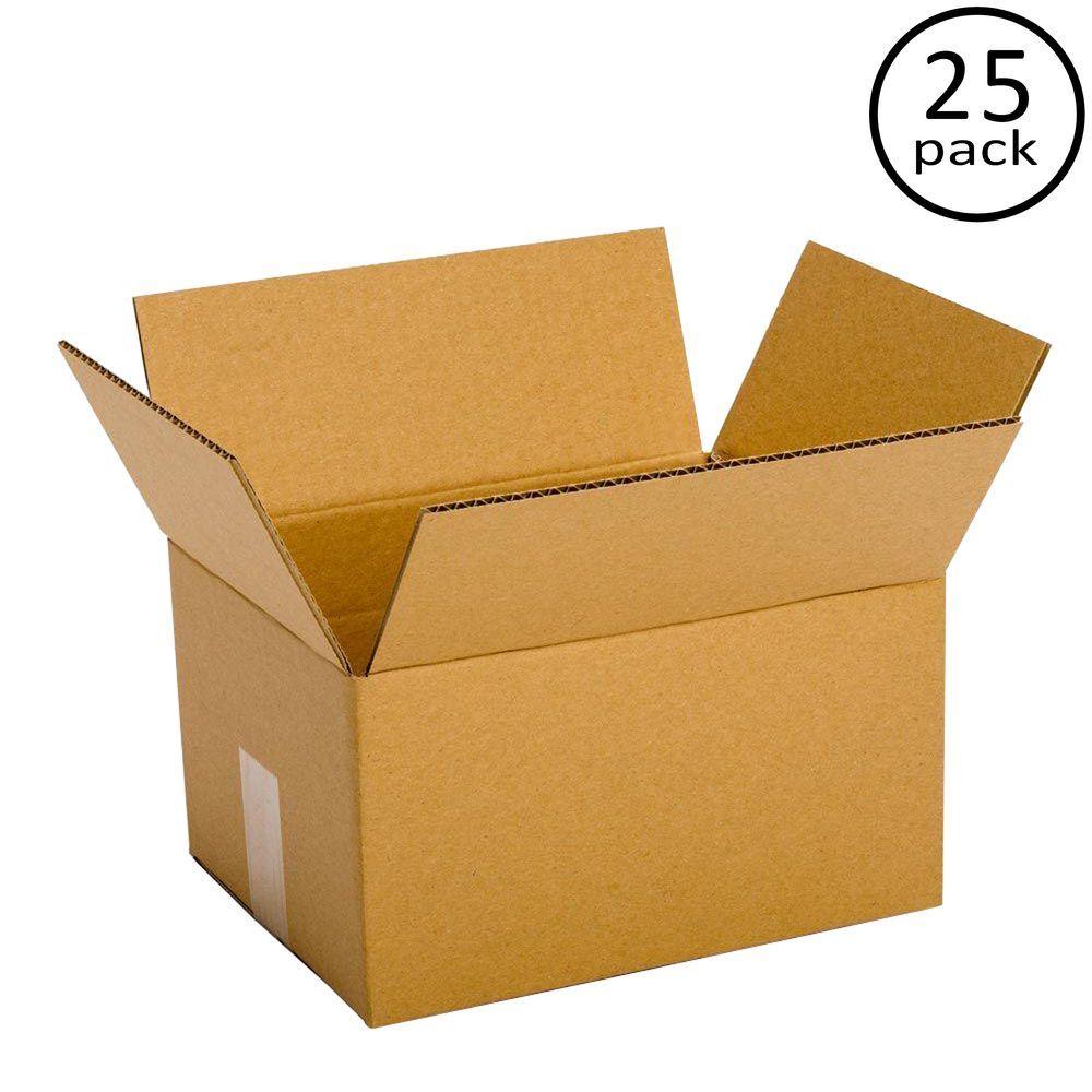 12 in. x 10 in. x 6 in. 25 Moving Box