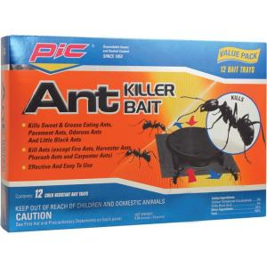 PIC 12 Plastic Ant-Killing Systems (3-Pack) by PIC