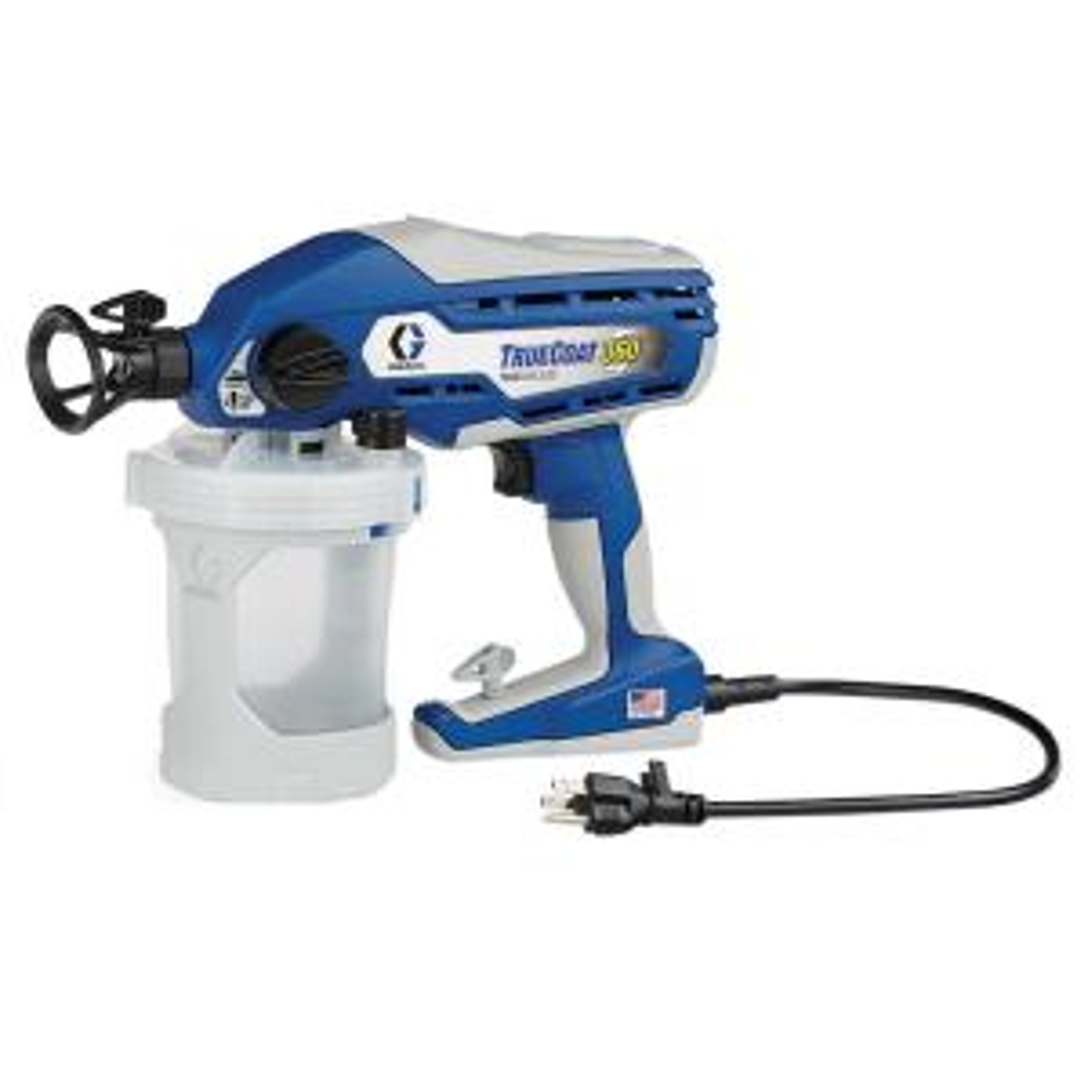 Graco TrueCoat 360 Airless Paint Sprayer-16Y385 - The Home ...