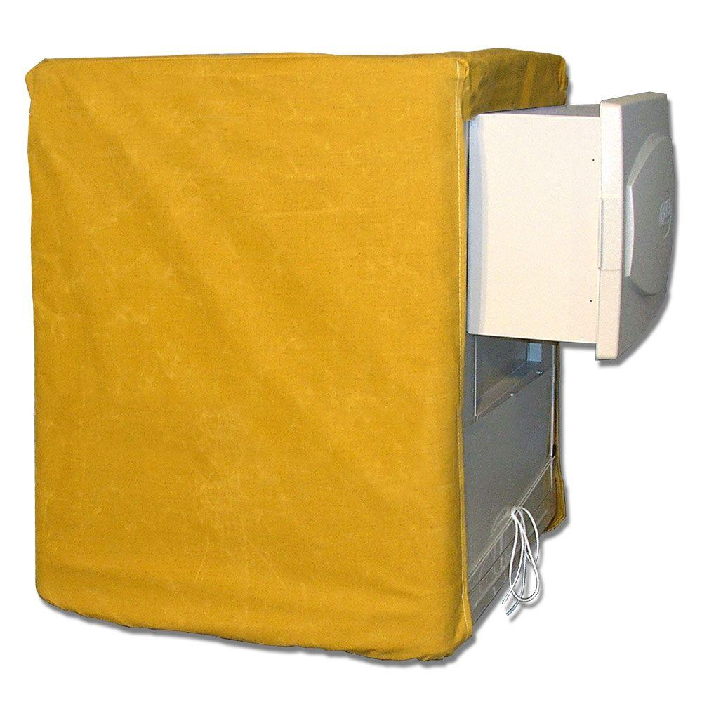 null 40 in. x 40 in. x 46 in. Evaporative Cooler Side Discharge Cover