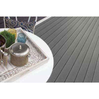 Gray Composite Decking Boards Deck Boards The Home Depot