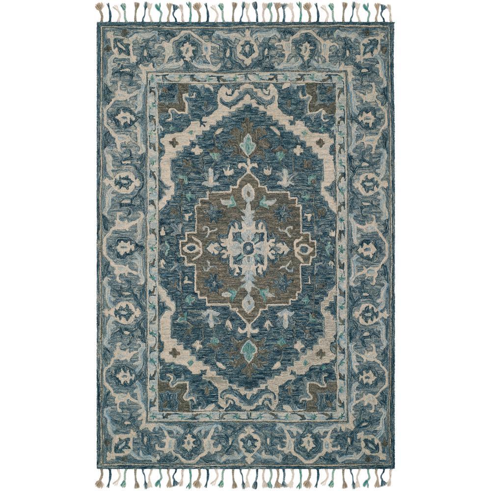 Safavieh Aspen Dark Blue Gray 9 Ft X