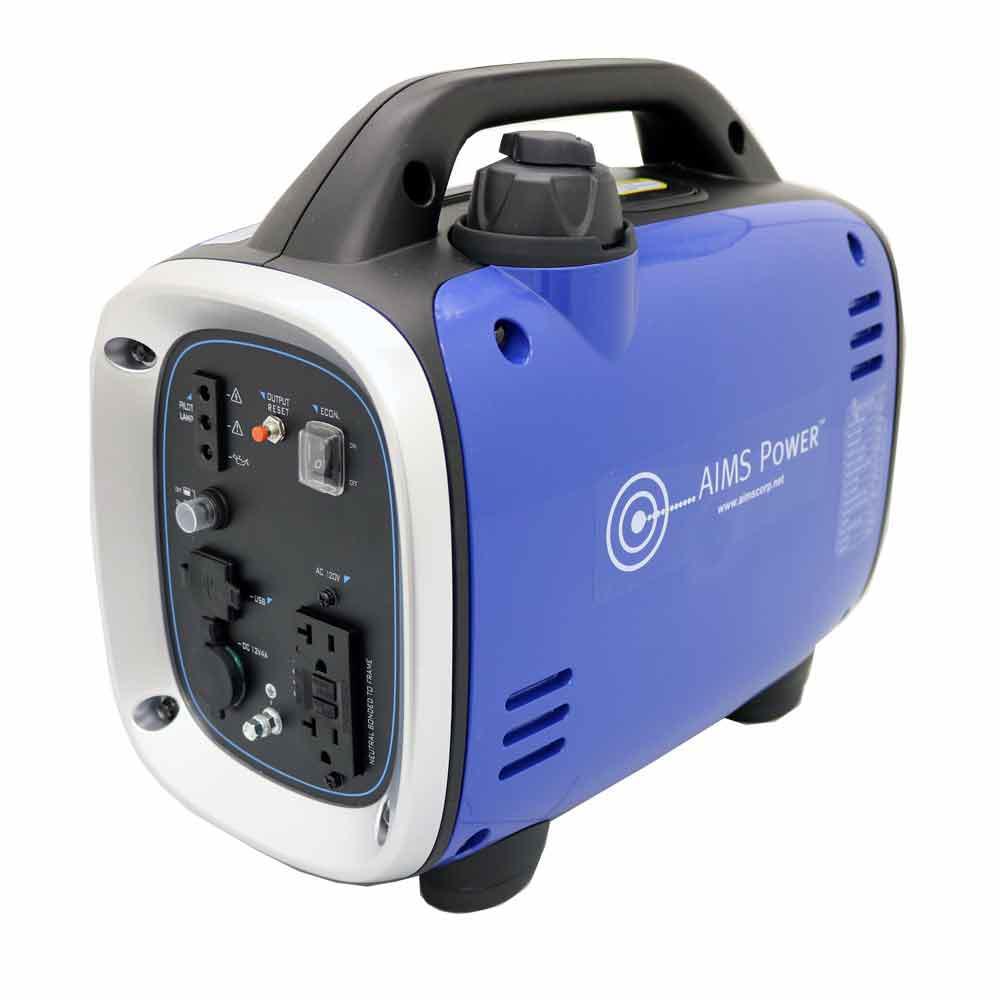 800 Watt Gas Powered Portable Pure Sine Inverter Generator CARB/EPA Compliant