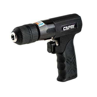 3/8 in. Reversible Air Drill with Keyless Chuck