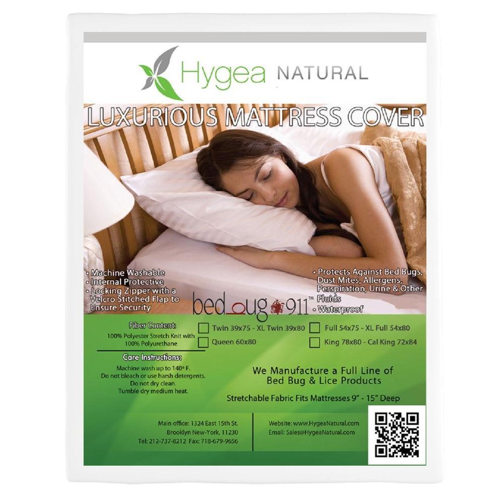Hygea Natural Hygea Natural Bed Bug Mattress Cover Or Box Spring