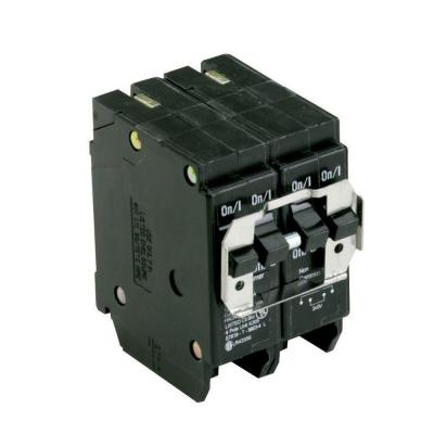 BR 2-50 Amp 2 Pole BQC (Common Trip) Quad Breaker