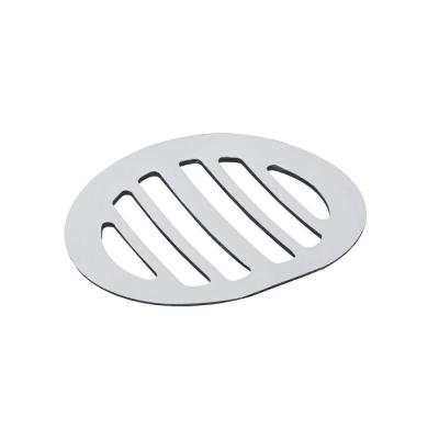 Loose Sink Strainer in Polished Chrome