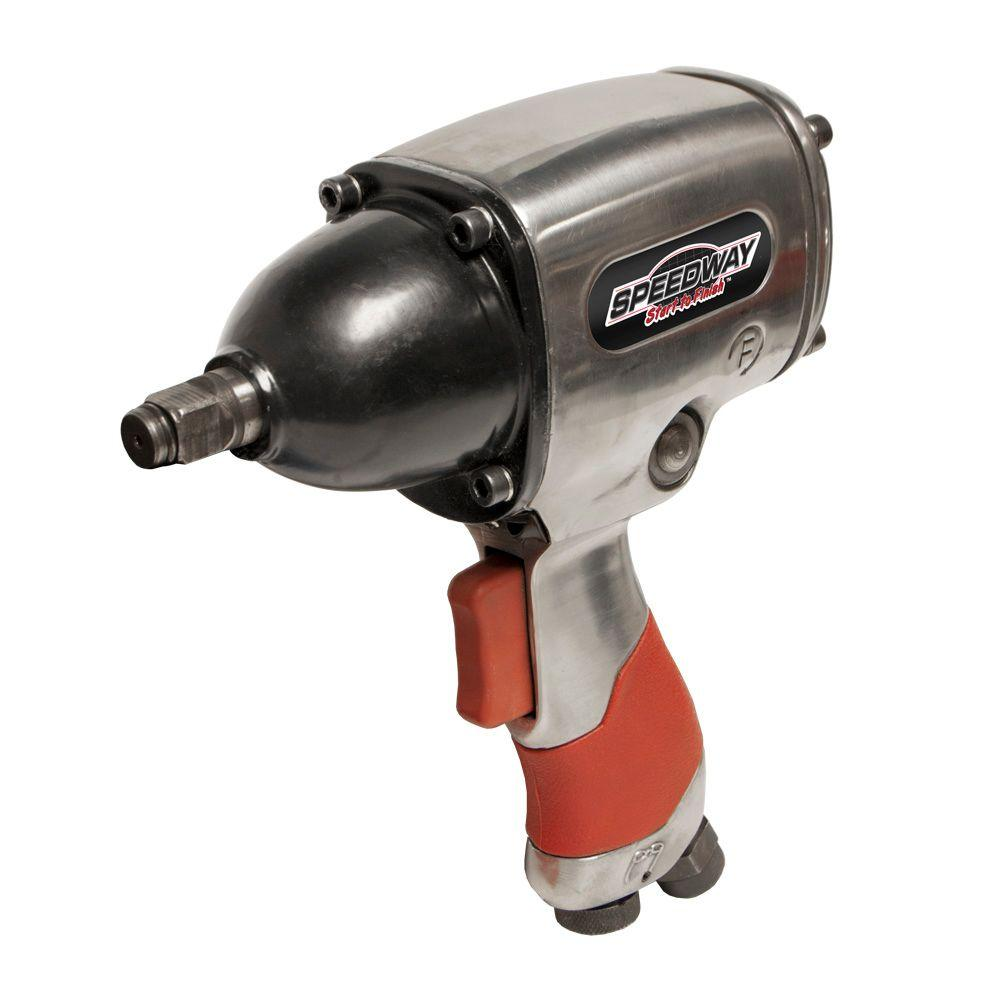 SPEEDWAY Professional Duty 1/2 in. Air Impact Wrench