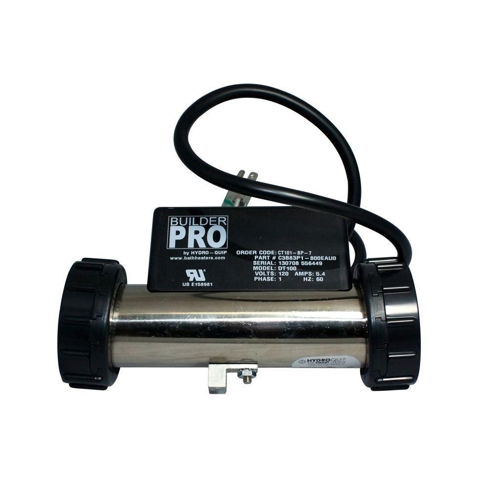 1500-Watt Whirlpool Inline Heater