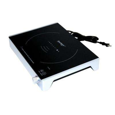 Tronic 11 in. Induction Cooktop in Black with 1 Element