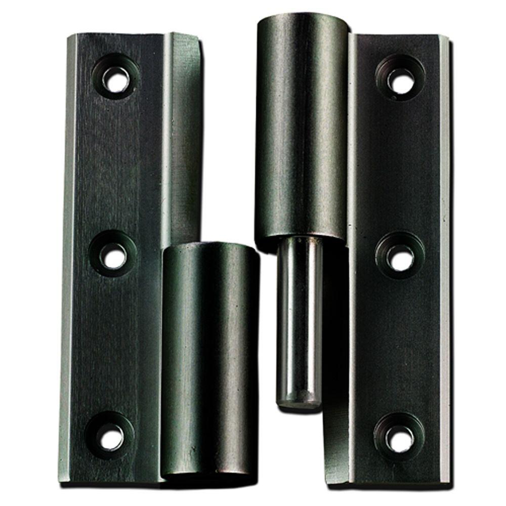Global Door Controls Deluxe Duronotic Hinge Kit  sc 1 st  Nextag : door hinge shims - Pezcame.Com