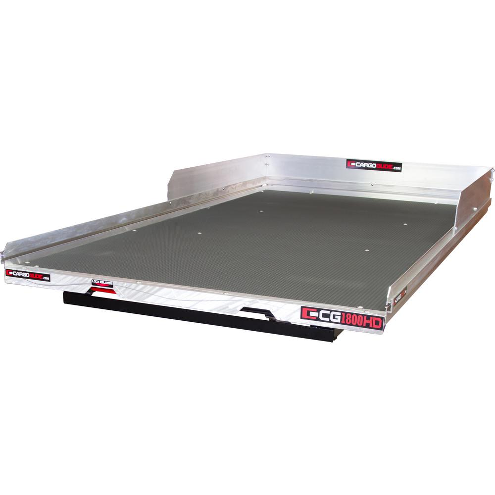 CargoGlide 1800 lb. Capacity 70% Extension Truck, Van and SUV Slide Out Tray
