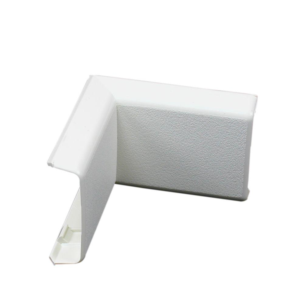 White - Channel Raceways - Cord Covers - The Home Depot