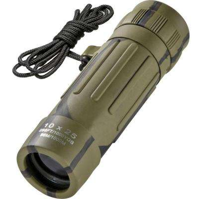 Lucid View 10 in. x 25 mm Monocular with Camo Trim