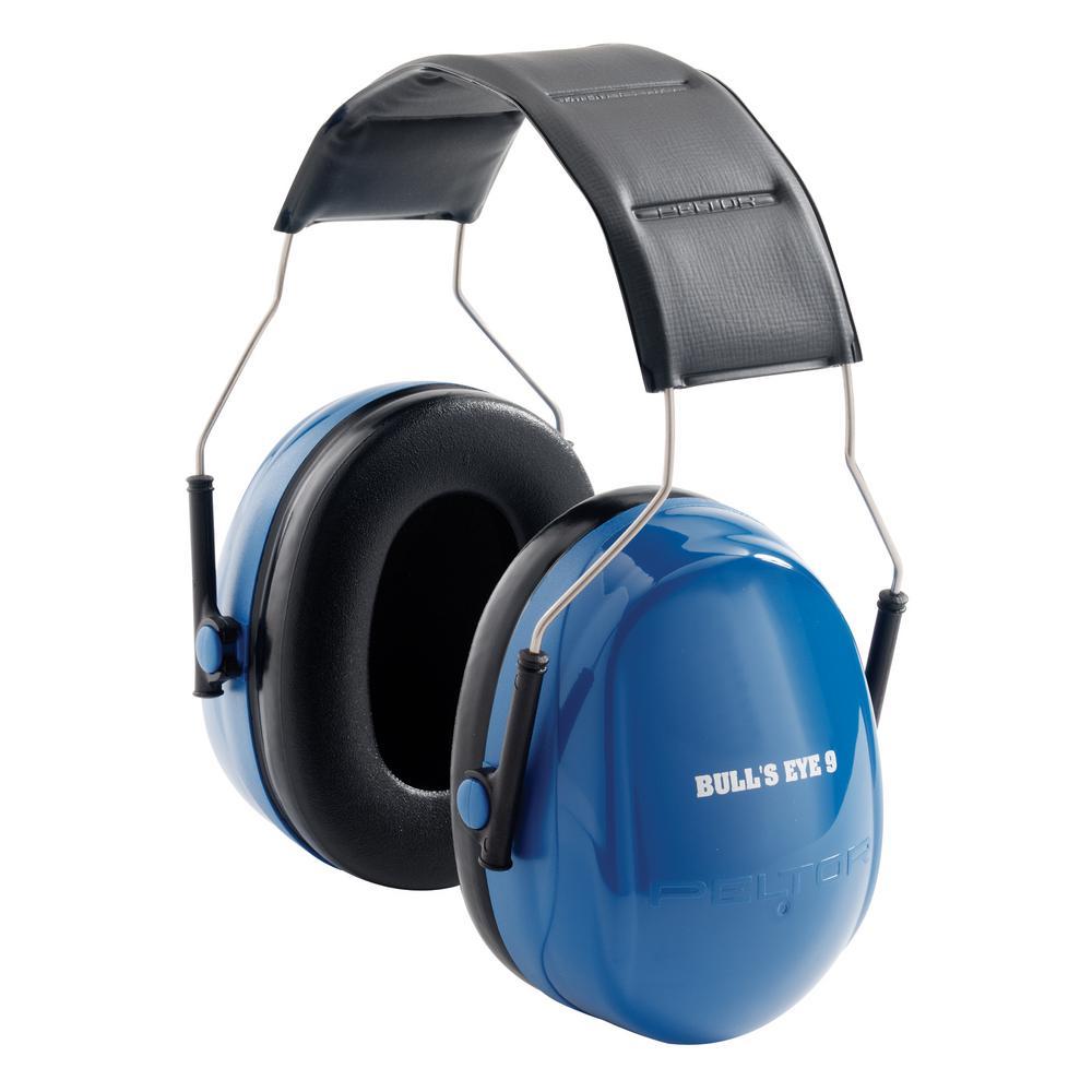 3M Peltor Sport Bull's Eye 9 Blue Earmuff, Blues