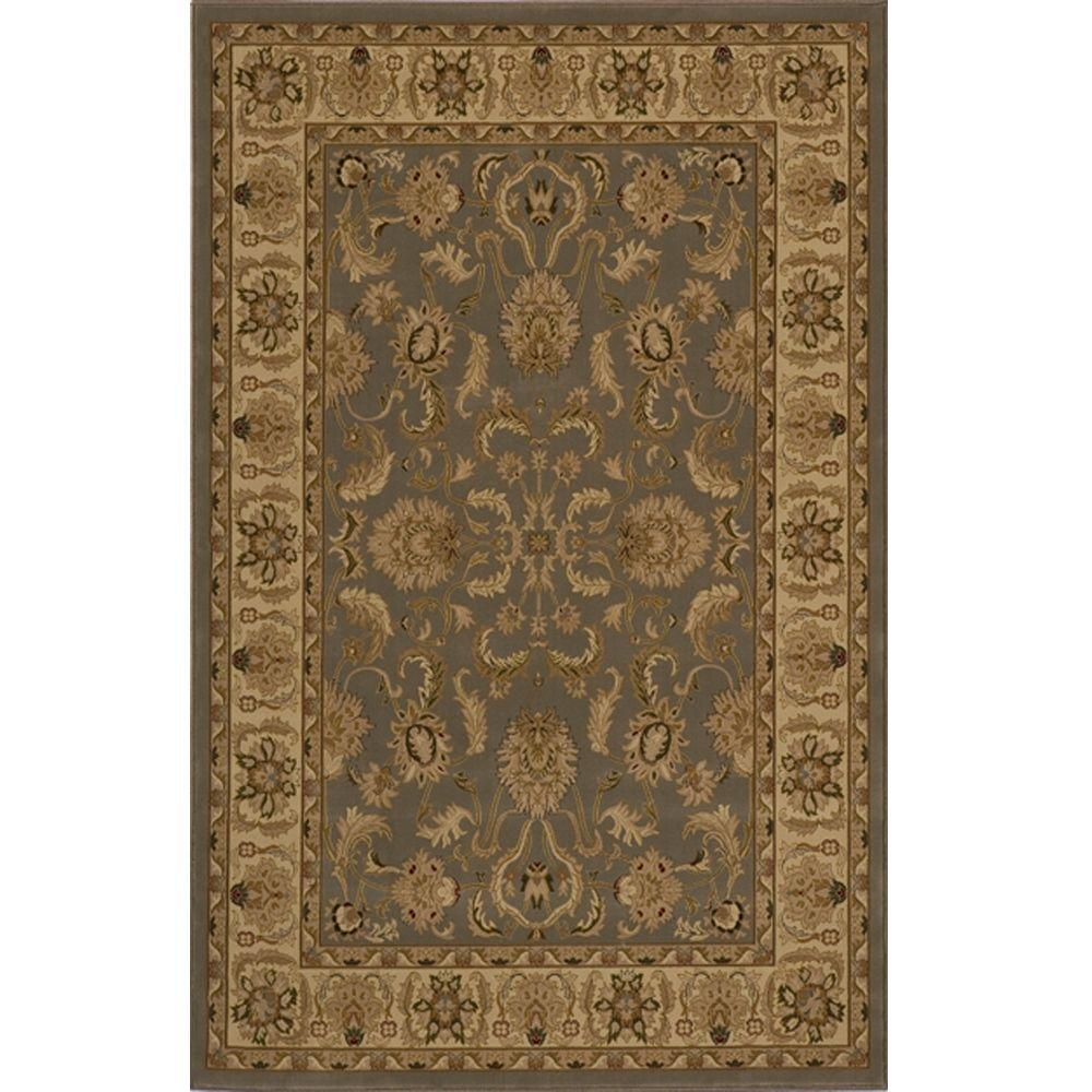 Lovely Slate 11 ft. 3 in. x 15 ft. Area Rug