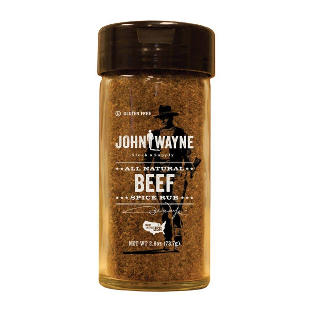 John Wayne Stock & Supply Beef Spice Rub 2.5 oz.