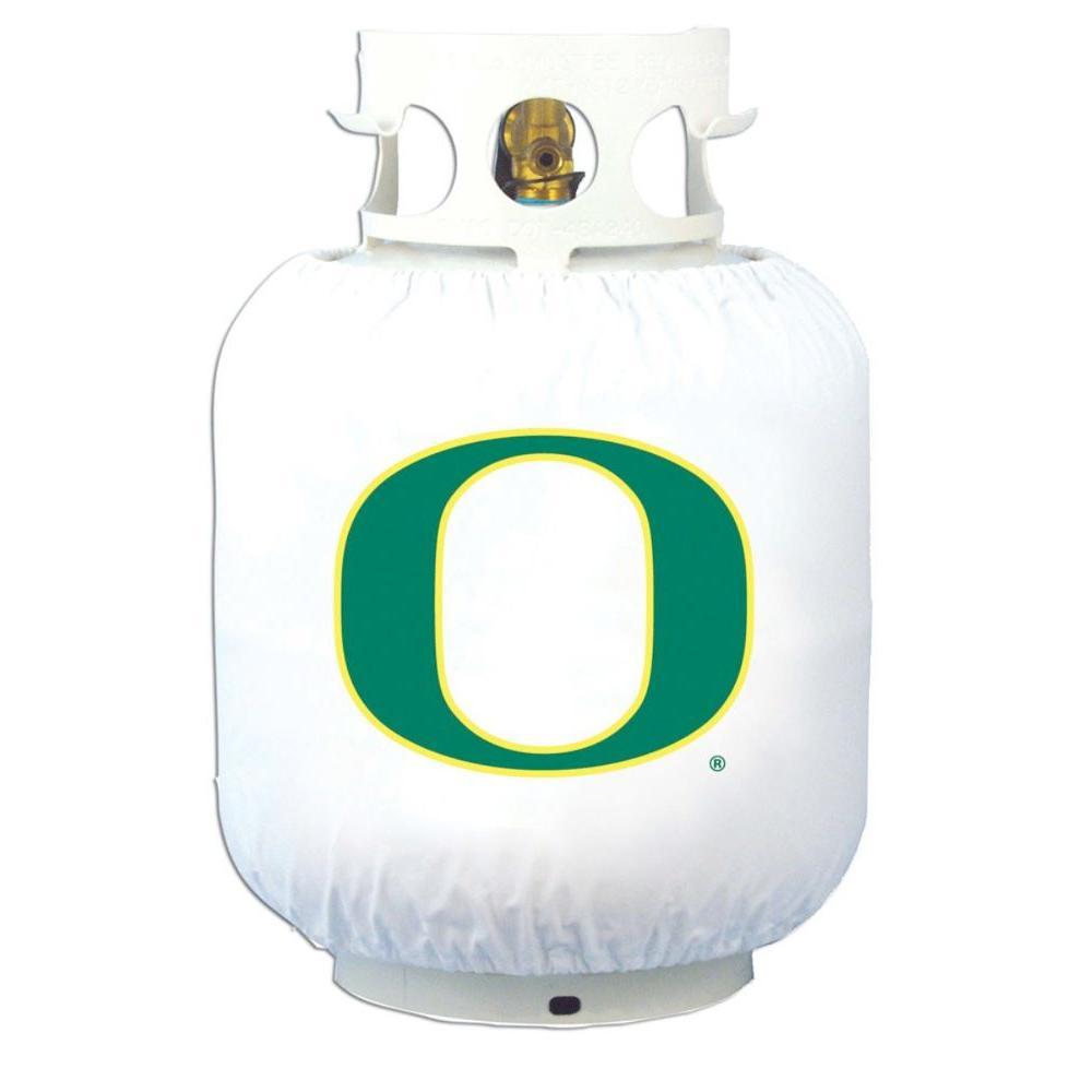 Team Sports America Oregon NCAA Grill Propane Tank Cover