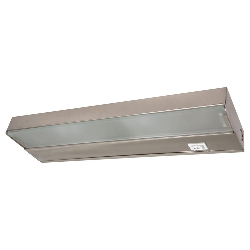 Under cabinet low profile strip light