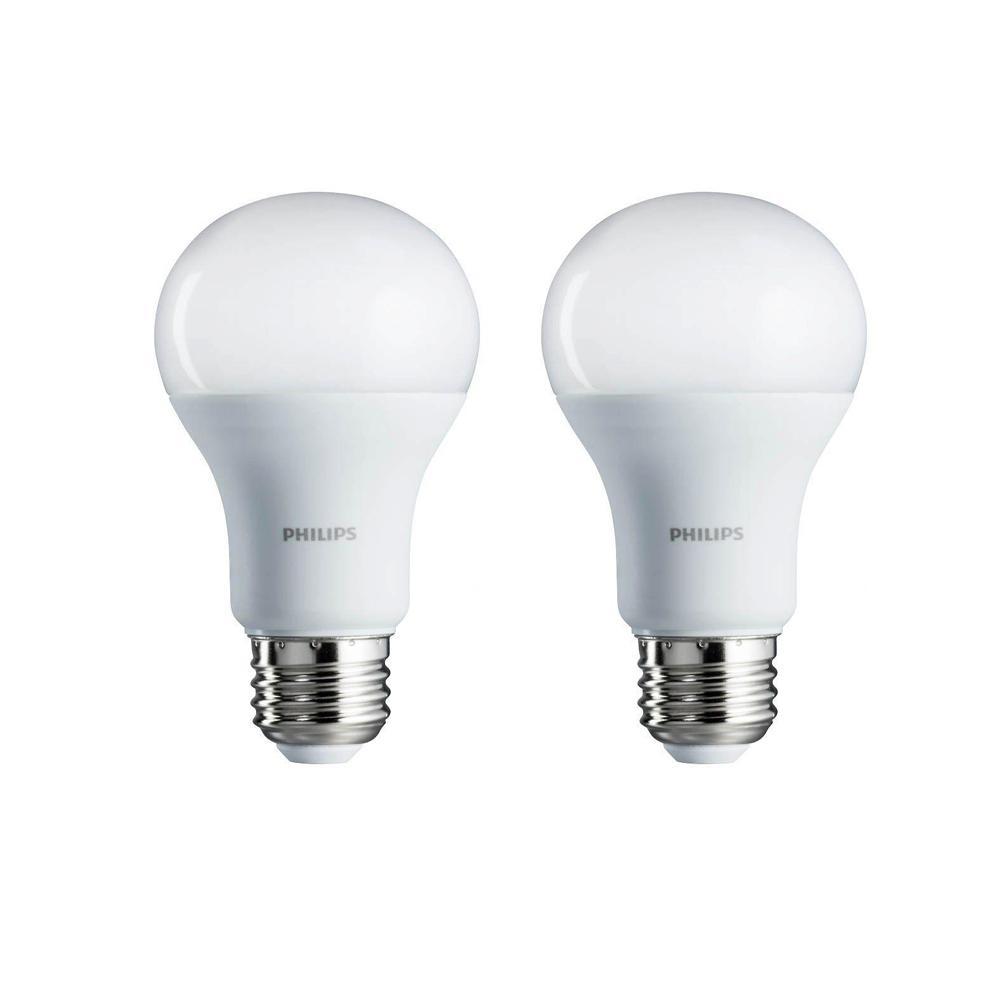feit electric 4 ft t8 t12 17 watt cool white linear led light bulb t48 841 led rp the home depot. Black Bedroom Furniture Sets. Home Design Ideas