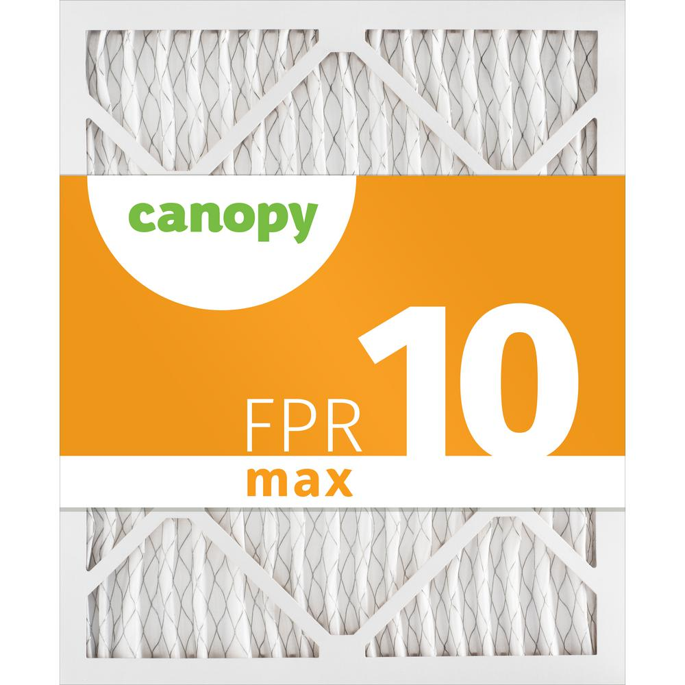 Canopy 20 in. x 25 in. x 1 in. FPR 10 Air Filter (6-Pack)