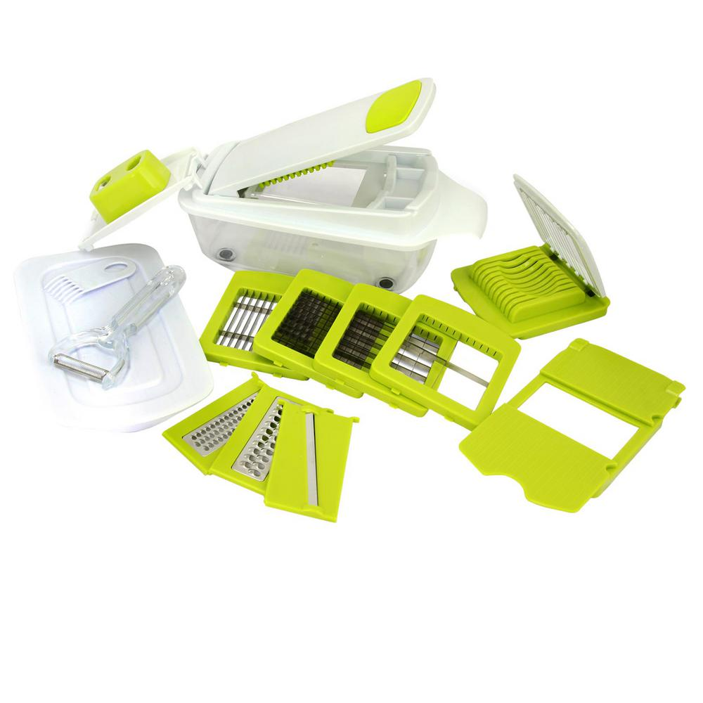 8-in-1 Multi-Use Slicer, Dicer and Chopper