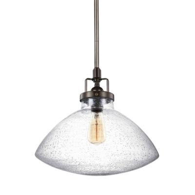 Belton 1-Light Heirloom Bronze Pendant Lighting
