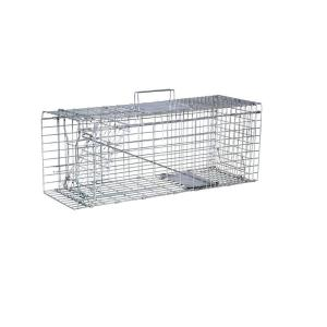 Longray Trapdoor Cage for Animals by Longray