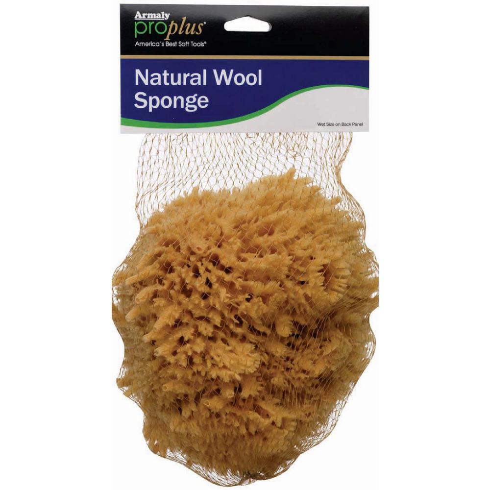 7 in. Wool Sea Sponge (Case of 6)