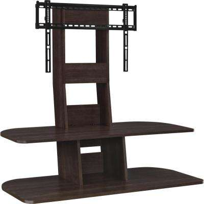 Park 65 in. Espresso TV Stand with Mount