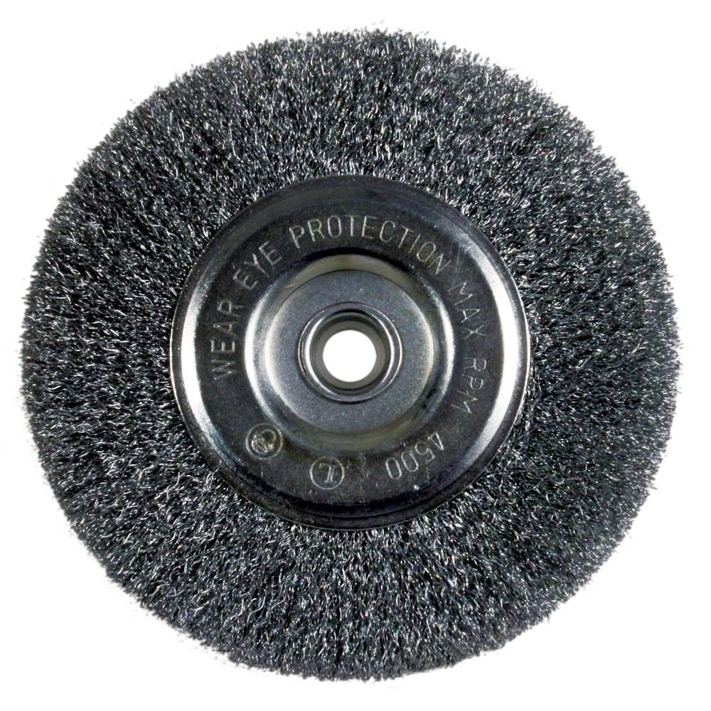 Wire Wheels & Brushes - Grinding - The Home Depot