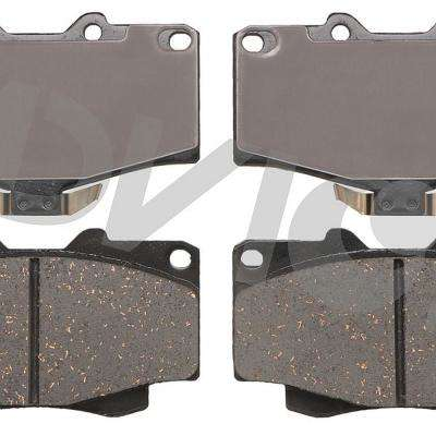 Front OE Disc Brake Pad Set fits 1989-1995 Toyota Pickup 4Runner