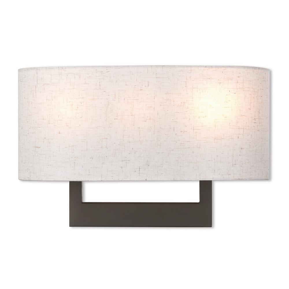 Hayworth 3-Light Bronze ADA Wall Sconce