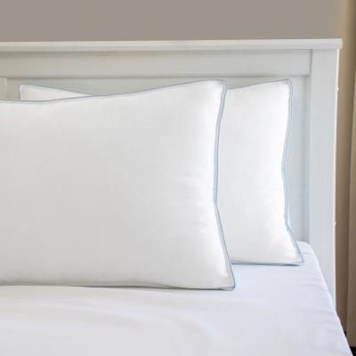 Tempagel Cooling Hypoallergenic Down Alternative King Pillow (Set of 2)