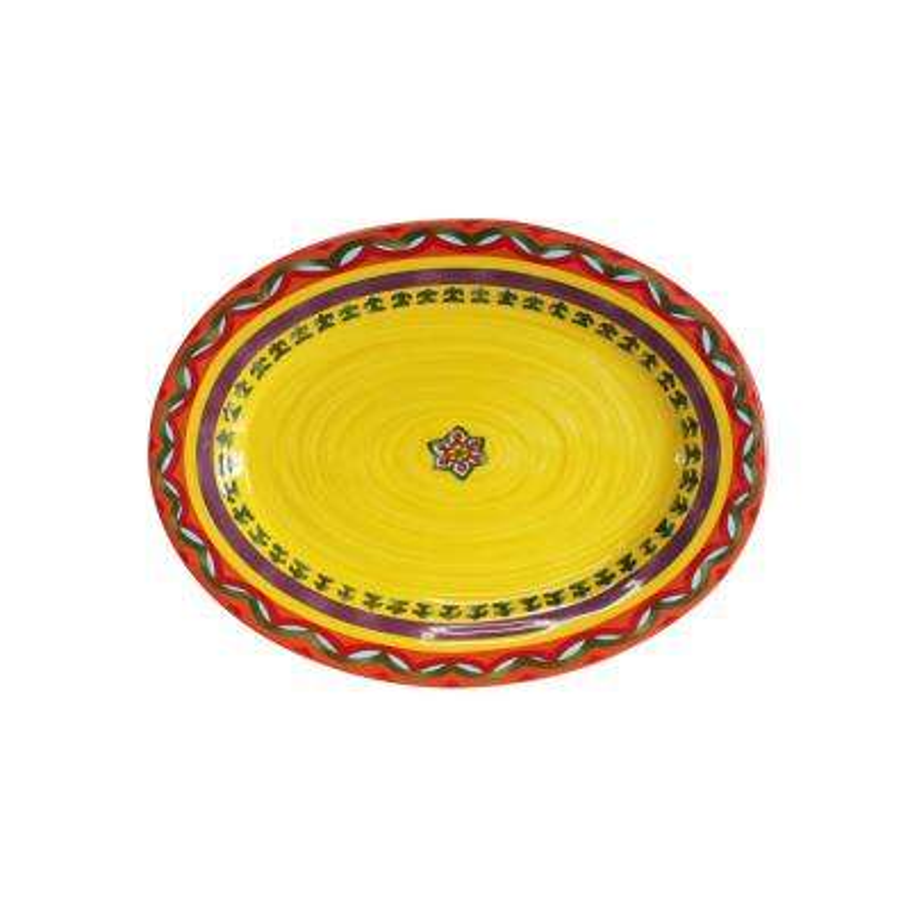 Galicia Oval Platter