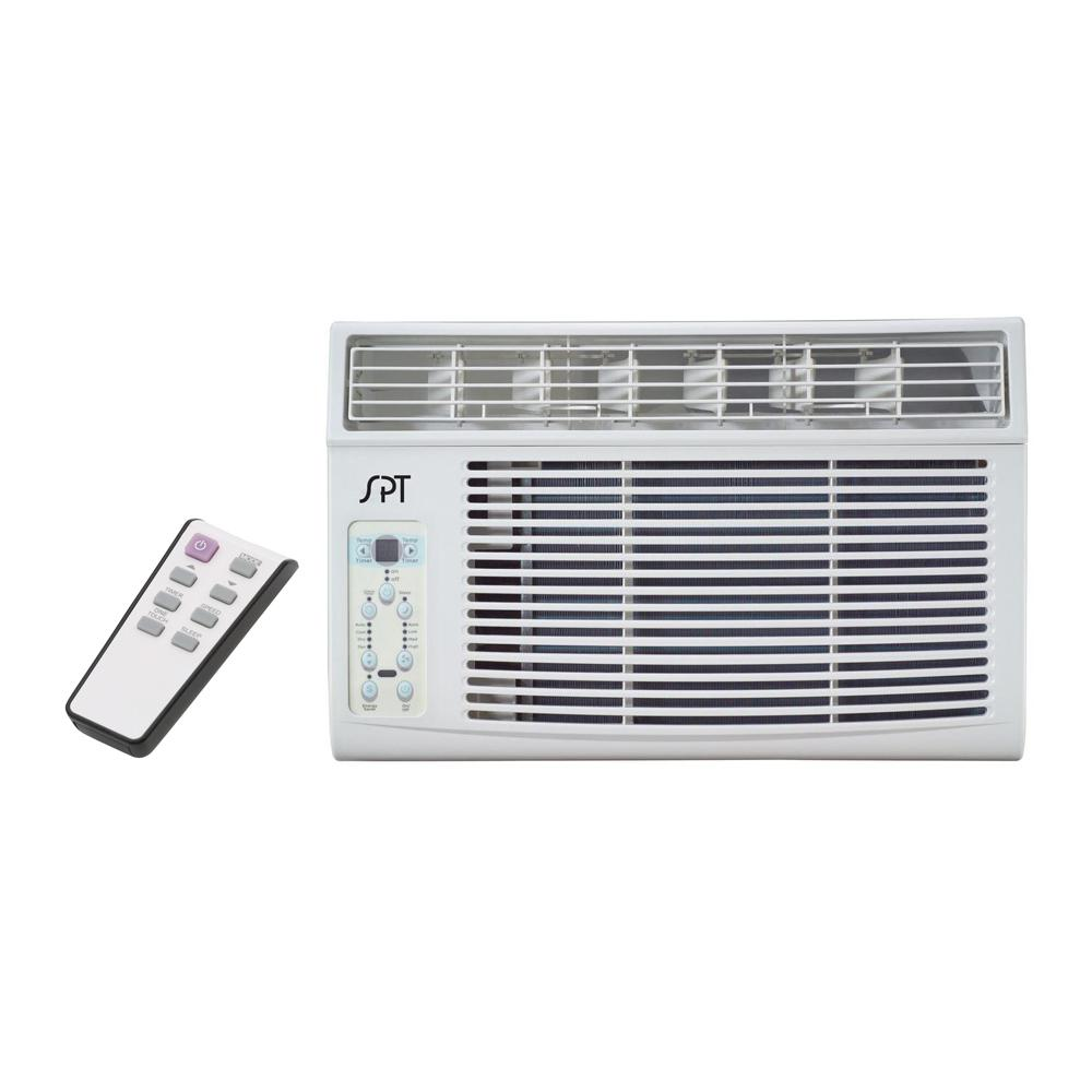 SPT 10,000 BTU Window Air Conditioner with Remote