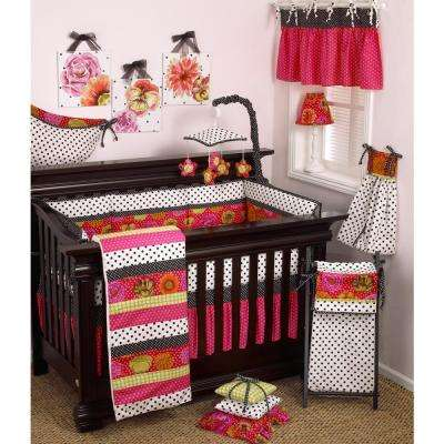 Tula Polka Dots 4-Piece Crib Bedding Set