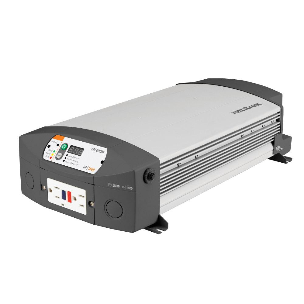 Xantrex FREEDOM HF Inverter/Charger 1000-Watt, 100 Amp, Modified Sine Wave