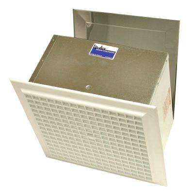 Up-Dux 14 in. x 7-1/4 in. Evaporative Cooler Ceiling Vent