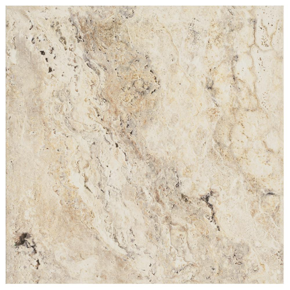 Marazzi travisano trevi 12 in x 12 in porcelain floor and wall tile
