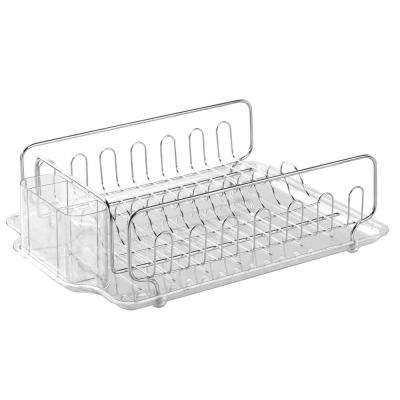 Forma Lupe Dish Drainer in Clear