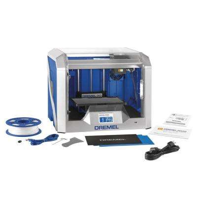 Reconditioned Digilab 3D40 Intermediate Idea Builder 3D Printer with Built-In Wi-Fi and Guided Leveling