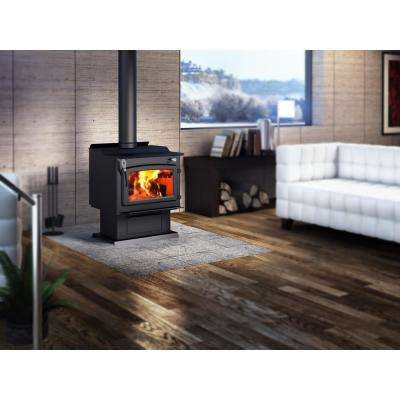 FW3000 25 in. Wood Stove 2000 sq. ft. with Blower EPA Certified