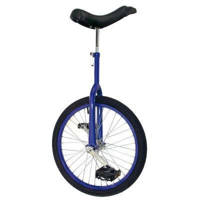 Fun Blue 20 in. Unicycle with Alloy Rim