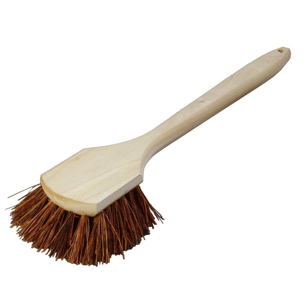 20 in. Palmyra Stiff Utility Scrub Brush (12-Pack)