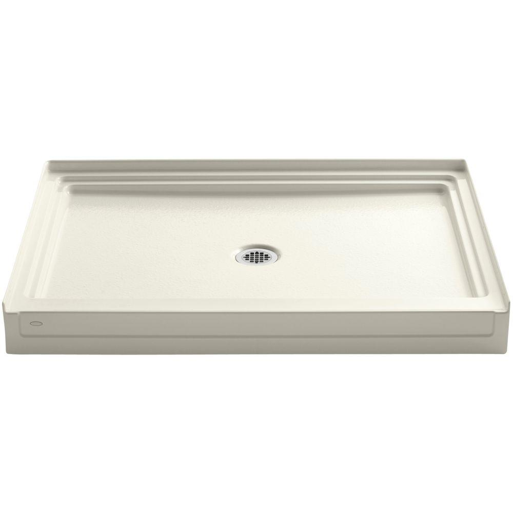 Tresham 48 in. x 36 in. Single Threshold Shower Base in